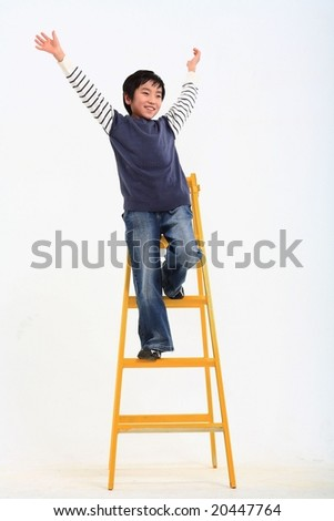 Lovely Boy - stock photo