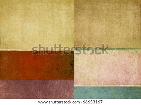 lovely colorful grunge background - stock photo