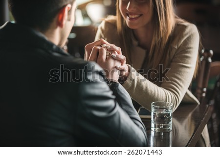 Holding Hands Bar