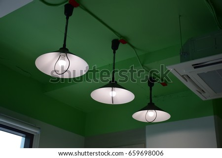 Low Bay Lighting For Decoration
