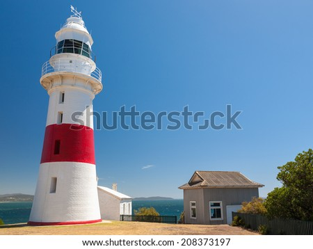 Low Head Lighthouse, Tasmania, Australia