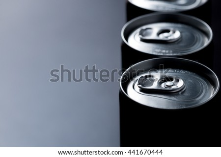 low key or dark abstract canned background  - stock photo