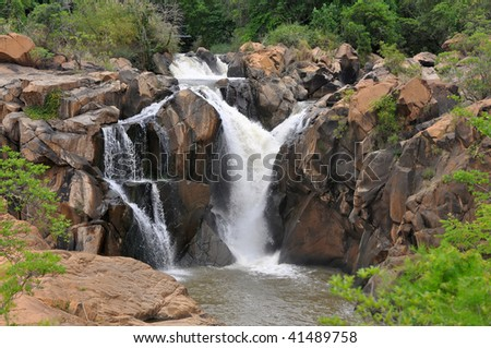 Loweld botanical garden Nelspruit,South Africa - stock photo