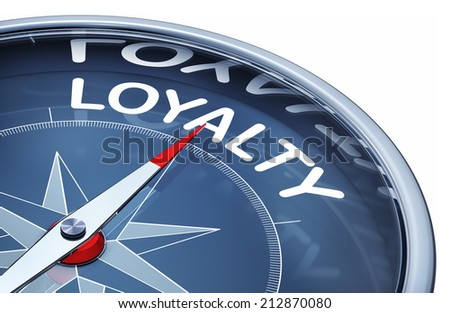 loyalty - stock photo