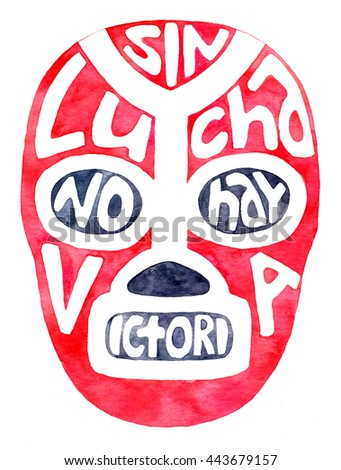 Wrestling Mask Stock Images, Royalty-Free Images & Vectors ...