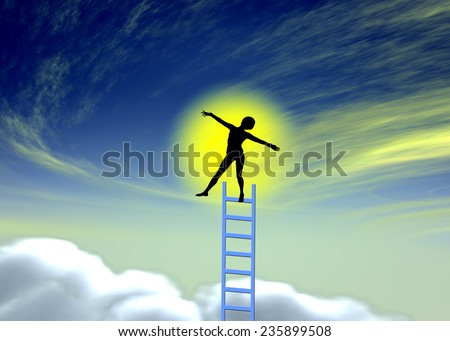 Lucid Dreams.  Concept sign of a young woman either drugged, in trance, meditating or under hypnosis - stock photo