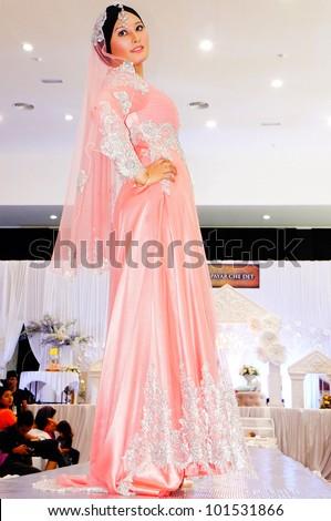 Malaysia Wedding Fashion