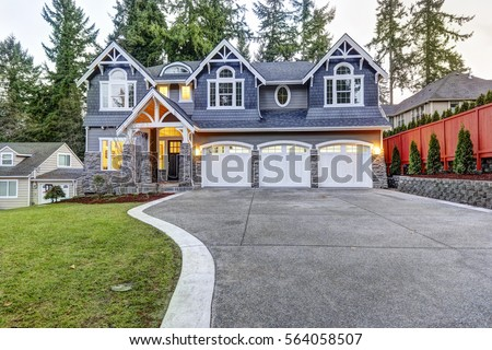 luxury home exterior stock images, royalty-free images & vectors