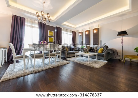 Luxury Apartment Interior Part 19