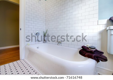Bathroom Fixtures Tacoma old bath stock images, royalty-free images & vectors | shutterstock