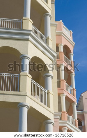 Luxury beach Florida condo apartment