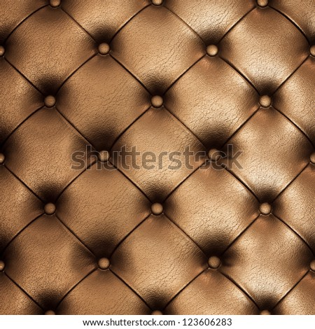 Luxury brown leather background