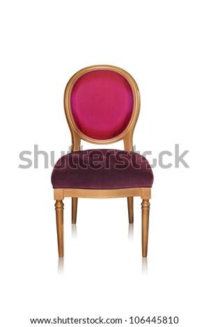 Luxury Chair - stock photo