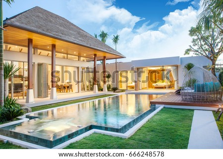 Villa Stock Images Royalty Free Images Vectors