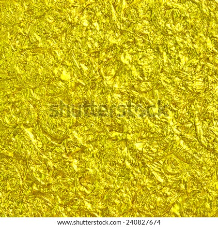 Luxury golden texture. Hi res background - stock photo