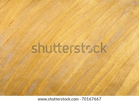 Luxury golden texture of close up - stock photo