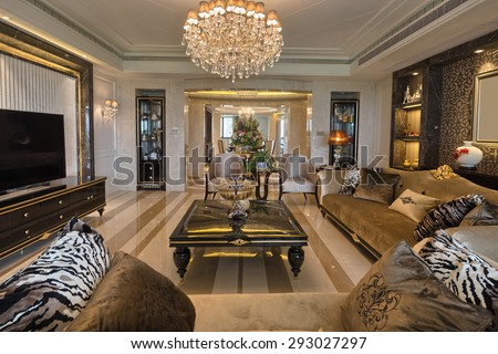 Luxury Living Room Interior Part 81