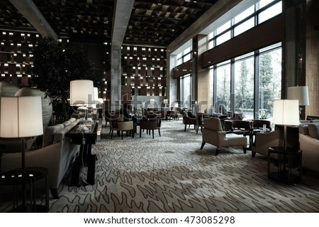 Cafe Lounge Stock Images Royalty Free Images Vectors