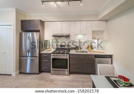 Luxury Modern Kitchen. Interior Design. Part 71