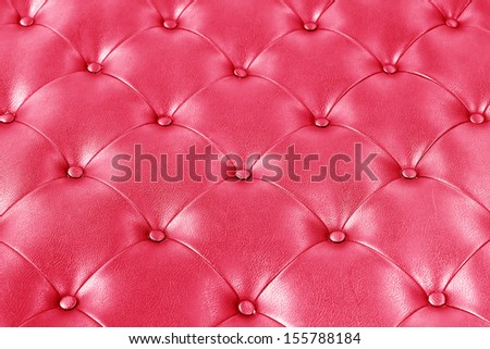 Luxury red leather. - stock photo