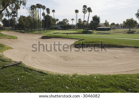 Luxury Retirement Golf Course