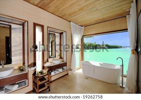 Luxury Room - stock photo