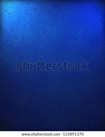 luxury royal sapphire blue background black dark border, abstract blue background paper layout design with soft faded vintage grunge background texture, smooth gradient color, website or app backdrop - stock photo