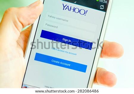 Yahoolog in