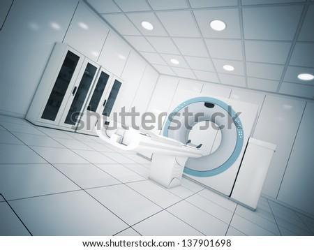 Machine in hospital  - stock photo