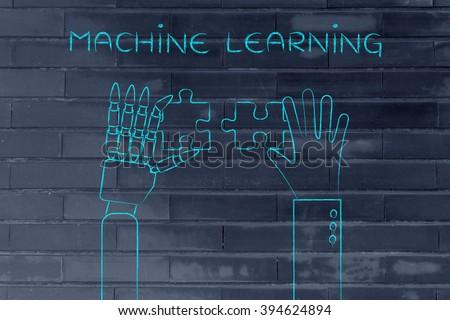 machine learning stock