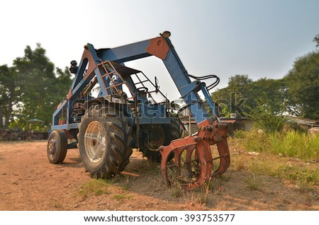 machine  of agriculture