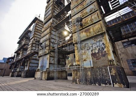 machinery - stock photo