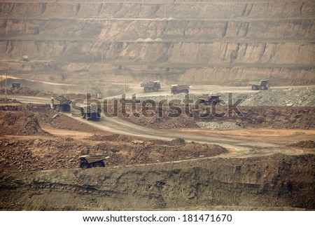 Machinery, mining