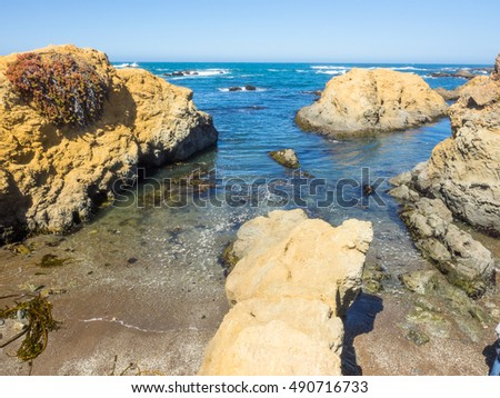 MacKerricher State Park is a state park in California in the United States. It is located three miles north of Fort Bragg in Mendocino County.