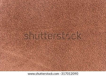 Macro color fabric texture can use for background or cover - stock photo