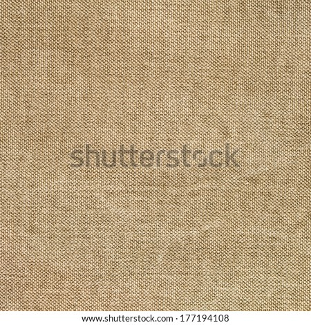 Macro of khaki color material as a background - stock photo