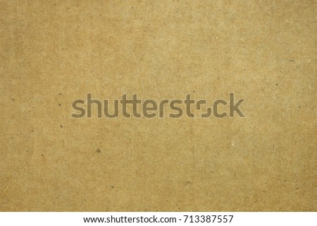Macro of Recycle brown paper for background