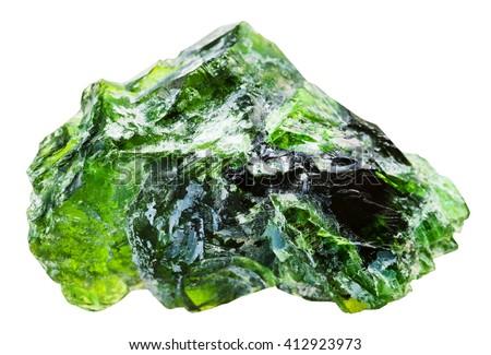 Raw Emerald Gemstone