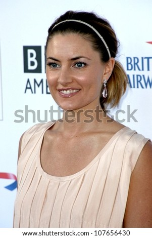 Madchen Amick  at the 6th Annual BAFTA TV Tea Party. Intercontinental Hotel, Century City, CA. 09-20-08