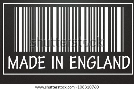 made in england symbol