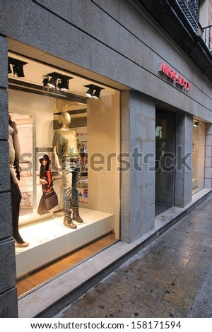 Miss sixty fashion stock photos royalty free images - Miss sixty madrid ...