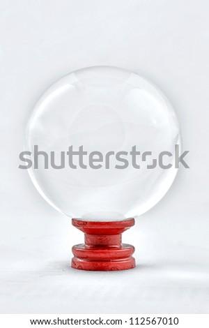 Magic ball, Marble - stock photo
