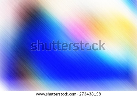 magic colorful blur abstract background with up left diagonal speed motion lines - stock photo