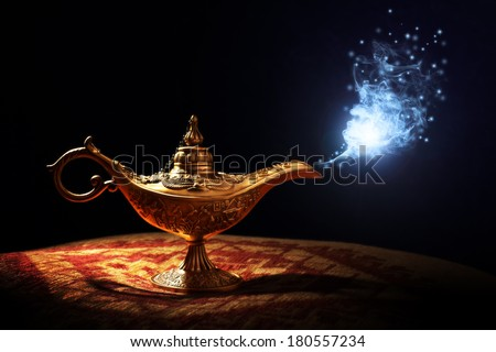 genie magic lamp stories of the bible