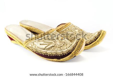 magic shoes - stock photo