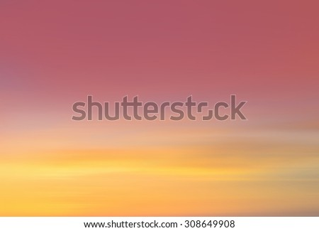Magic sky background - stock photo