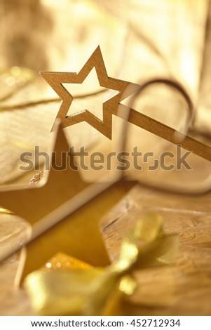 magic wand - stock photo
