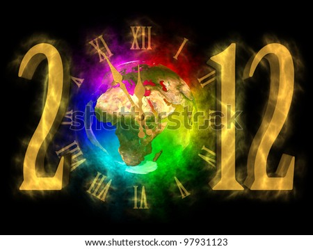 Magical year 2012 - time for change - Europe