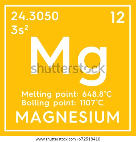 alkaline earth metals chemical element of mendeleevs periodic table in square cube - Periodic Table Of Elements Alkaline Earth Metals
