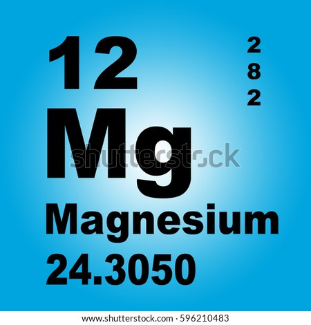 Magnesium periodic table elements stock illustration 596210483 magnesium periodic table of elements urtaz Images
